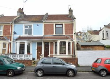 Thumbnail 3 bed end terrace house for sale in Friezewood Road, Ashton, Bristol
