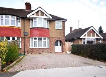 Thumbnail 3 bed end terrace house to rent in Diamond Road, Ruislip