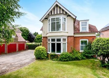 Thumbnail 4 bed detached house for sale in Warblington, Havant, Hampshire
