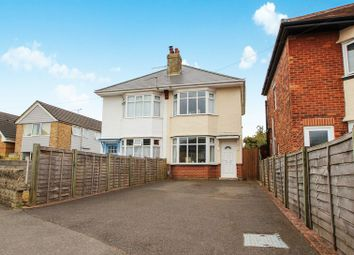 Thumbnail 2 bed semi-detached house for sale in Glenville Road, Bournemouth