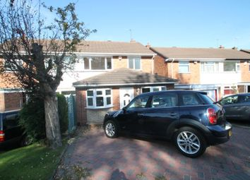 Thumbnail 3 bed semi-detached house to rent in Lyde Green, Halesowen, West Midlands