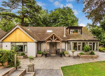 Thumbnail 3 bed property for sale in The Mount Drive, Reigate, Surrey
