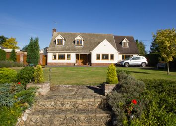 Thumbnail 3 bed detached house for sale in Cross Street, Elmswell, Bury St. Edmunds