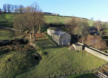 Thumbnail 5 bed cottage for sale in Luddenden, Halifax
