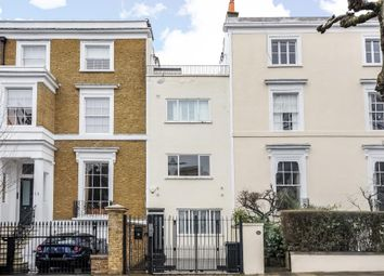 Thumbnail 4 bedroom terraced house to rent in Hamilton Terrace, St Johns Wood NW8,