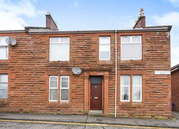 Thumbnail 1 bed flat for sale in East Netherton Street, Kilmarnock