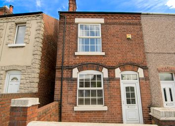 Thumbnail 3 bed semi-detached house to rent in Leabrooks Road, Somercotes