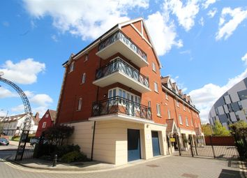 Thumbnail 2 bedroom flat to rent in Neptune Square, Ipswich