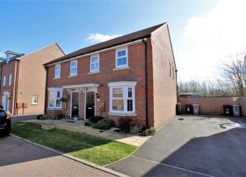 3 bed semi-detached house for sale in Warwick Close, Bourne PE10