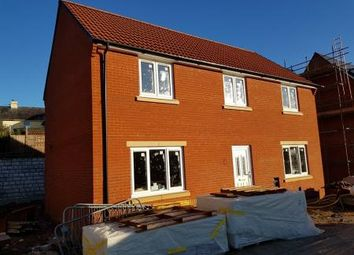 Thumbnail 4 bed detached house for sale in Plot 70, Dukes Way, Axminster