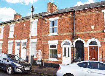 Thumbnail 2 bedroom terraced house to rent in Princes Street, Pear Tree, Derby