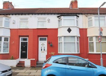 Thumbnail 3 bedroom terraced house for sale in Corndale Road, Mossley Hill, Liverpool
