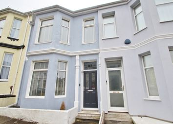 Thumbnail 3 bed terraced house for sale in Barton Avenue, Plymouth, Devon