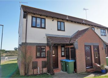 Thumbnail 1 bed flat for sale in Sproule Close, Ford, Arundel