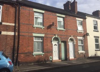 Thumbnail 4 bed terraced house for sale in Slaney Street, Newcastle, Staffordshire