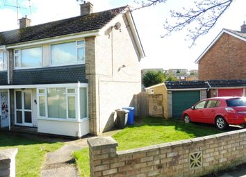 Thumbnail 3 bed semi-detached house for sale in Bridgwater Road, Ipswich
