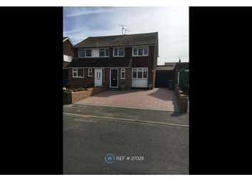 Thumbnail 3 bed semi-detached house to rent in Lower Road, Sittingbourne