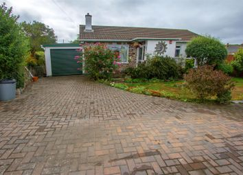 Thumbnail 3 bed detached bungalow for sale in Albany Court, Redruth
