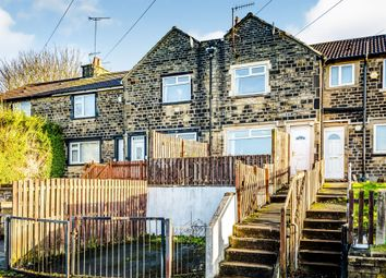 Thumbnail 2 bed terraced house for sale in Woodlands Avenue, Halifax
