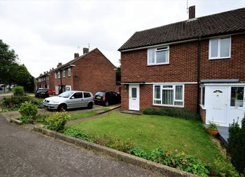 Thumbnail 2 bedroom end terrace house for sale in Tudor Way, Hertford