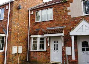 Thumbnail 2 bed terraced house to rent in Oatfield Way, Heckington, Sleaford