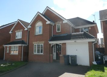 Thumbnail 4 bed detached house for sale in Bramble Drive, Sheldon, Birmingham