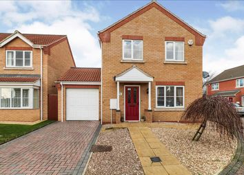 Thumbnail 4 bed detached house for sale in Jubilee Close, Cherry Willingham, Cherry Willingham, Lincoln