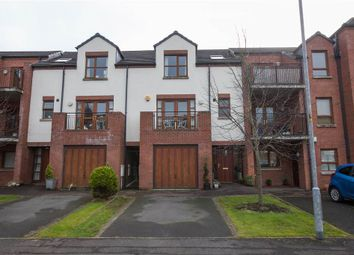 Thumbnail 4 bed town house for sale in 73, Redwood Dale, Belfast
