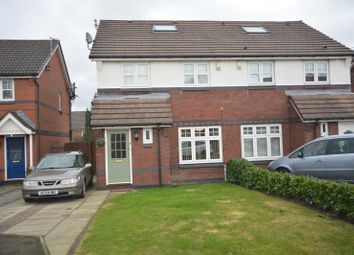 Thumbnail 4 bed semi-detached house to rent in Wellesley Grove, Bebington, Wirral