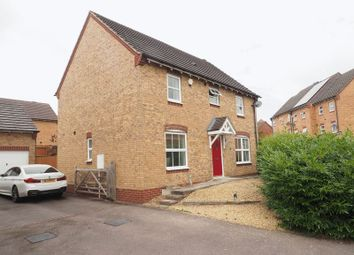 Thumbnail 4 bed detached house for sale in Johnson Avenue, Wellingborough