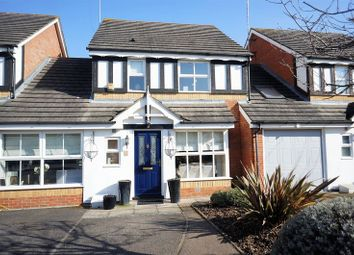 Thumbnail 4 bedroom link-detached house for sale in Basildon Close, Watford