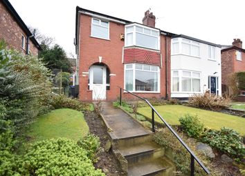 Thumbnail 3 bed semi-detached house for sale in Shelley Road, Prestwich, Manchester