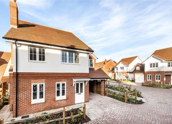 Thumbnail 3 bed detached house for sale in Corhampton, Southampton, Hampshire