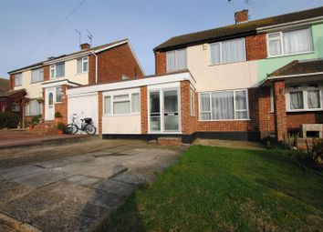 Thumbnail 4 bed detached house for sale in Seamore Avenue, Benfleet