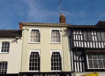 Thumbnail 1 bed flat to rent in 16A High Street, Ledbury, Herefordshire
