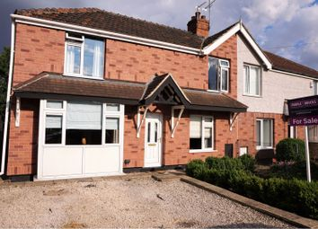 Thumbnail 3 bed semi-detached house for sale in Winnipeg Road, Doncaster