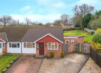 Thumbnail 3 bed semi-detached bungalow for sale in Clarence Close, Bushey Heath