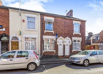 Thumbnail 2 bedroom terraced house for sale in Guildford Street, Stoke-On-Trent
