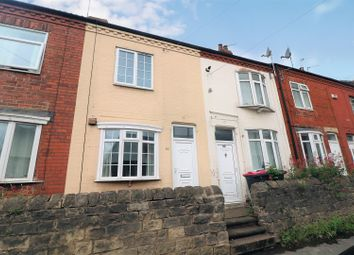 Thumbnail 2 bed terraced house for sale in Barleycroft Lane, Dinnington, Sheffield
