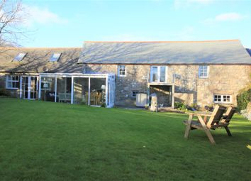 Thumbnail 3 bed barn conversion for sale in Laity Lane, Lelant, St. Ives