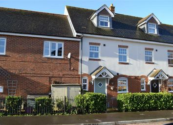Thumbnail 3 bed town house for sale in Stretcher Drive, Hermitage, Berkshire