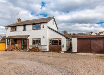 Thumbnail 4 bed detached house for sale in Mount Pleasant, Elston, Copplestone, Crediton