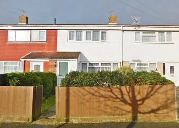Thumbnail 3 bed terraced house for sale in Park Walk, Fareham