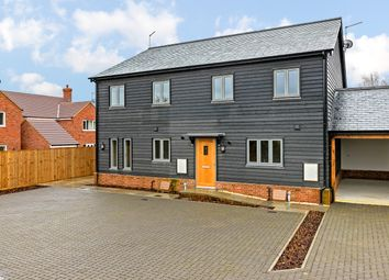 Thumbnail 3 bed semi-detached house for sale in Millcroft Court, Royston Road, Barkway