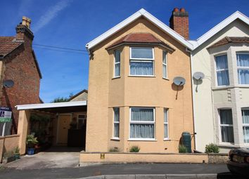 Thumbnail 4 bed semi-detached house for sale in Horsecastle Close, Yatton, North Somerset