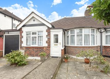 Thumbnail 2 bedroom semi-detached bungalow for sale in Riverview Road, Ewell, Epsom