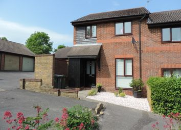 Thumbnail 3 bed end terrace house to rent in Kestrel Close, Winchester