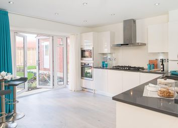 "Thumbnail 4 bed detached house for sale in ""Layton"" at Black Firs Lane, Somerford, Congleton"