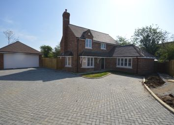 Thumbnail 4 bed detached house for sale in New Street, Waddesdon, Aylesbury
