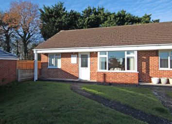 Thumbnail 2 bed semi-detached bungalow for sale in Ashmore Close, Whiteparish, Salisbury